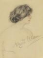 Maud Allan, by Richard George Mathews - NPG 6730