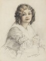 Hilda Trevelyan (Hilda Marie Antoinette Anna Tucker), by Richard George Mathews - NPG 6734