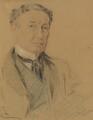 Sir Charles Wyndham (Charles Culverwell), by Richard George Mathews - NPG 6735