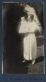 Matthew Huxley; Maria Huxley (née Nys), by Lady Ottoline Morrell - NPG Ax140856