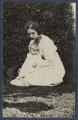 Matthew Huxley; Maria Huxley (née Nys), by Lady Ottoline Morrell - NPG Ax140860