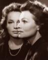 Susan Travers; Linden Travers, by Cornel Lucas - NPG x127244