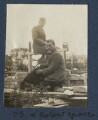 Siegfried Loraine Sassoon; Robert Graves, by Lady Ottoline Morrell - NPG Ax140880