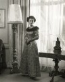 (Ethel) Margaret Campbell (née Whigham), Duchess of Argyll, by Rex Coleman, for  Baron Studios - NPG x125990