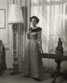 (Ethel) Margaret Campbell (née Whigham), Duchess of Argyll, by Rex Coleman, for  Baron Studios - NPG x125991