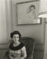 (Ethel) Margaret Campbell (née Whigham), Duchess of Argyll, by Rex Coleman, for  Baron Studios - NPG x125995