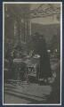 Julian Vinogradoff (née Morrell); Lady Ottoline Morrell, by Philip Edward Morrell - NPG Ax140931