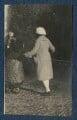 Lady Ottoline Morrell; Julian Vinogradoff (née Morrell), by Philip Edward Morrell - NPG Ax140934