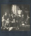 'Society at Garsington', possibly by Lady Ottoline Morrell - NPG Ax141019