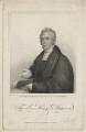Henry Gostling White, by Thomas Blood, published by  James Asperne, after  Charles Hayter - NPG D20849