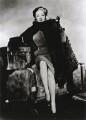 Marlene Dietrich, by Cornel Lucas - NPG x127257