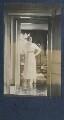 Lady Ottoline Morrell, by Lady Ottoline Morrell - NPG Ax141199