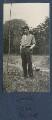 Frank James Prewett, by Lady Ottoline Morrell - NPG Ax141208