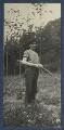 Frank James Prewett, by Lady Ottoline Morrell - NPG Ax141228