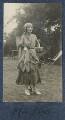 Vivienne ('Vivien') Eliot (née Haigh-Wood), by Lady Ottoline Morrell - NPG Ax141232