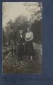 'Daddy, Dutch cousins' (Philip Edward Morrell), by Lady Ottoline Morrell - NPG Ax141256