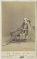 Sir Henry Irving as Mathias in 'The Bells', by London Stereoscopic & Photographic Company - NPG Ax18155