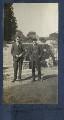 Eric Siepmann; Goldsworthy Lowes Dickinson, by Lady Ottoline Morrell - NPG Ax141275