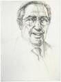 Sir David Scholey, by Rupert Bathurst - NPG 6743
