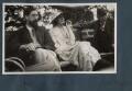 Lytton Strachey; Virginia Woolf; Goldsworthy Lowes Dickinson, by Lady Ottoline Morrell - NPG Ax141313a