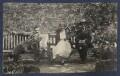 Simon Bussy; Vanessa Bell (née Stephen); Duncan Grant, by Lady Ottoline Morrell - NPG Ax141318
