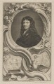 Sir William Temple, Bt, by Jacobus Houbraken, published by  John & Paul Knapton, after  Sir Peter Lely - NPG D20853