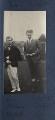 Anthony Asquith; Sylvester Govett Gates, by Lady Ottoline Morrell - NPG Ax141424