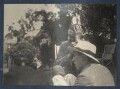 'Sunday Afternoon', by Lady Ottoline Morrell - NPG Ax141429