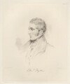 Edward Clough Taylor, by Frederick Christian Lewis Sr, after  Joseph Slater - NPG D20599