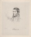 Sir James MacDonald, 2nd Bt, by Isaac Ware Slater, after  Joseph Slater - NPG D20602
