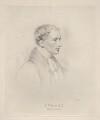 John Thomas James, by Edward Francis Finden, after  Joseph Slater - NPG D20603