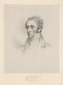 William Ord, by Richard James Lane, after  Joseph Slater - NPG D20611