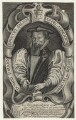 Robert Abbot, by Francis Delaram, published by  John Sudbury, and published by  George Humble, after  Unknown artist - NPG D20860