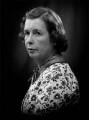 Dame (Dorothy) Elizabeth ('Betty') Ackroyd, by Bassano Ltd - NPG x171475