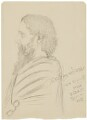 Sir Rabindranath Tagore, probably by Jyotirindranath Tagore - NPG D20876