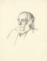 Sir Joseph Dalton Hooker, by Sir William Rothenstein - NPG D20881