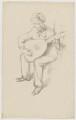 Arnold Dolmetsch, by Sir William Rothenstein - NPG D20889