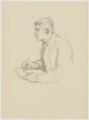 William Strang, by Sir William Rothenstein - NPG D20901