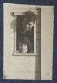 Hon. Robert Gathorne-Hardy; Julian Vinogradoff (née Morrell), by Lady Ottoline Morrell - NPG Ax141560a