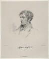 Seymour Thomas Bathurst, by Isaac Ware Slater, after  Joseph Slater - NPG D20622
