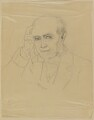 Sir George Scharf, by Sir George Scharf - NPG D20912
