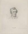 George William Frederick Howard, 7th Earl of Carlisle, by Frederick Christian Lewis Sr, after  Joseph Slater - NPG D20631