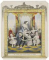 The Queen and Prince Albert at Home, by Unknown artist, published by  George Alfred Henry Dean - NPG D20925