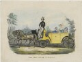 Prince Albert driving his favorites, by Unknown artist - NPG D20926