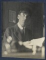 Sir Stanley Spencer, by Lady Ottoline Morrell - NPG Ax141674