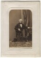 Henry John Temple, 3rd Viscount Palmerston, by Camille Silvy - NPG x11973