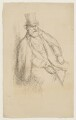 Alphonse Legros, by Sir William Rothenstein - NPG D20931