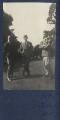 Walter James Redfern Turner; Gilbert Spencer; Hon. Robert Gathorne-Hardy, by Lady Ottoline Morrell - NPG Ax141703