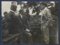 Philip Edward Morrell; Walter James Redfern Turner; Mark Gertler, by Lady Ottoline Morrell - NPG Ax141713