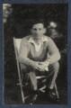 Siegfried Loraine Sassoon, by Lady Ottoline Morrell - NPG Ax141721